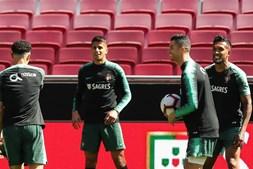 Seleção portuguesa alvo de controlo antidoping surpresa