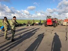 Militares portugueses já chegaram a Moçambique para iniciarem operação de resgate