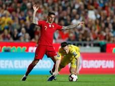 Portugal defronta Ucrânia no Estádio da Luz