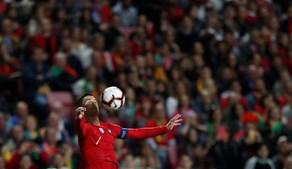 Portugal defronta Ucrânia