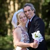 Rose Strong-Ramsey casou com Dale Ramsey