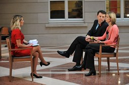 Sandra Felgueiras em entrevista a Kate e Gerry McCann