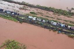 Passagem do Ciclone Idai em Moçambique
