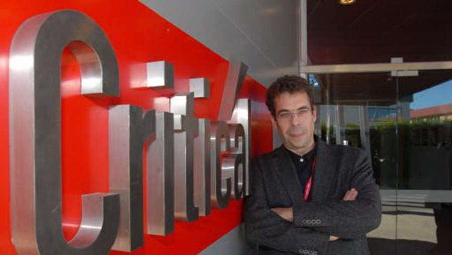 Gonçalo Quadros, fundador da Critical Software