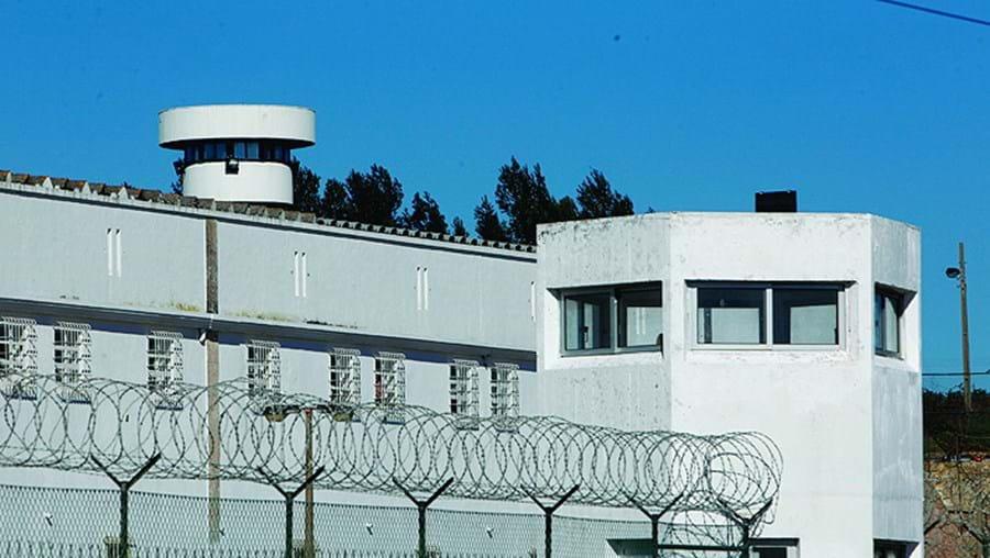 Prisão de Caxias