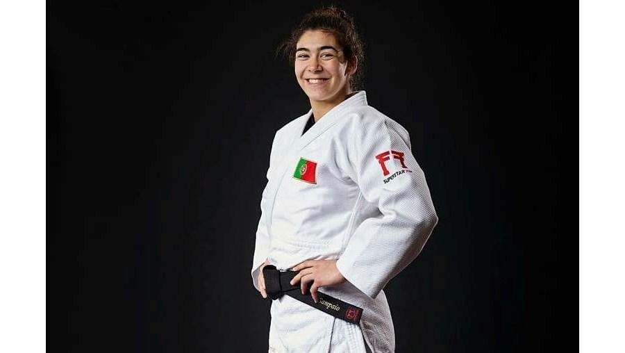 Judoca Patrícia Sampaio