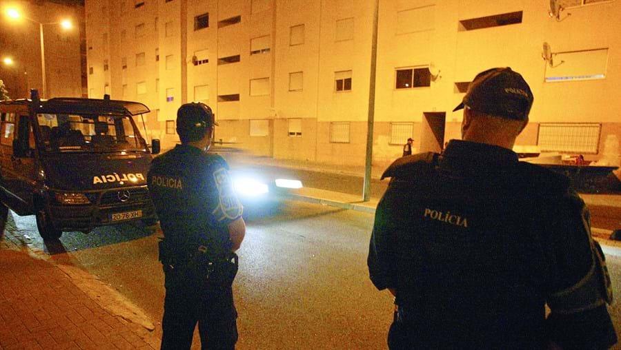 PSP em operação noturna