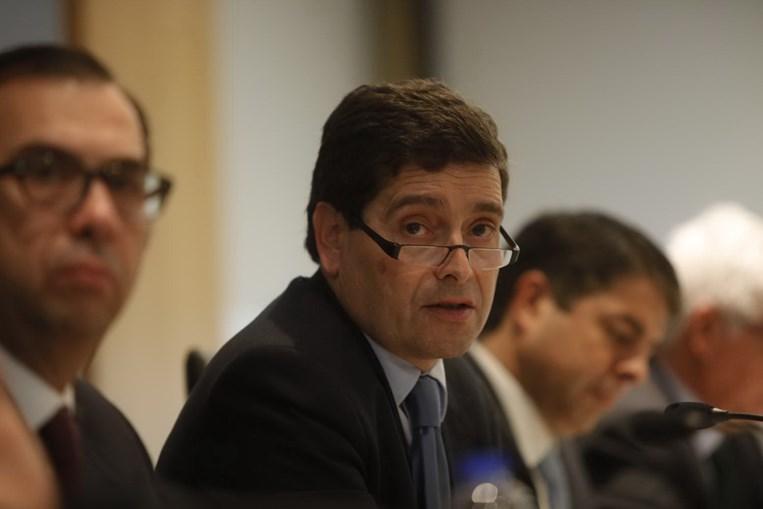 António Ramalho, CEO do Novo Banco