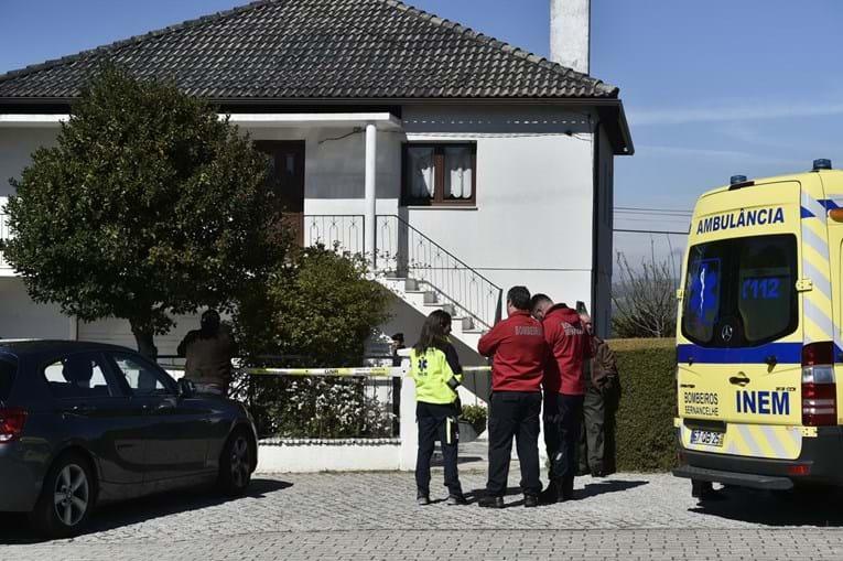 Casal de idosos encontrado morto em casa, em Sernancelhe
