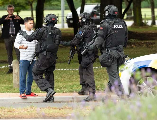 Ataque terrorista a mesquita na Nova Zelândia