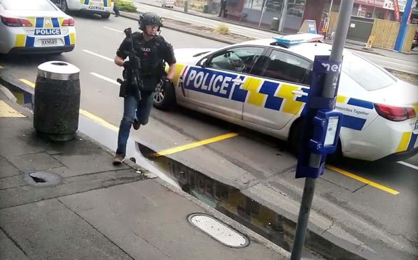 Polícia responde a ataque a mesquita de Linwood, na Nova Zelândia