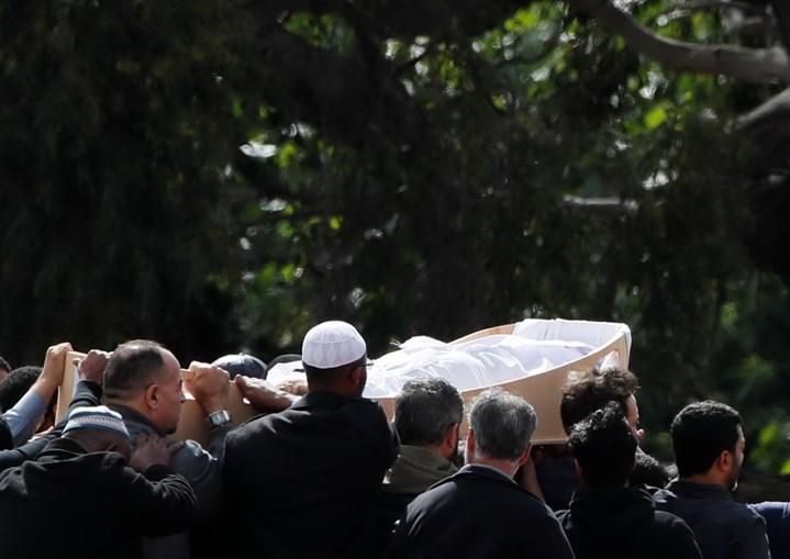 Começaram os funerais das vítimas do massacre na Nova Zelândia