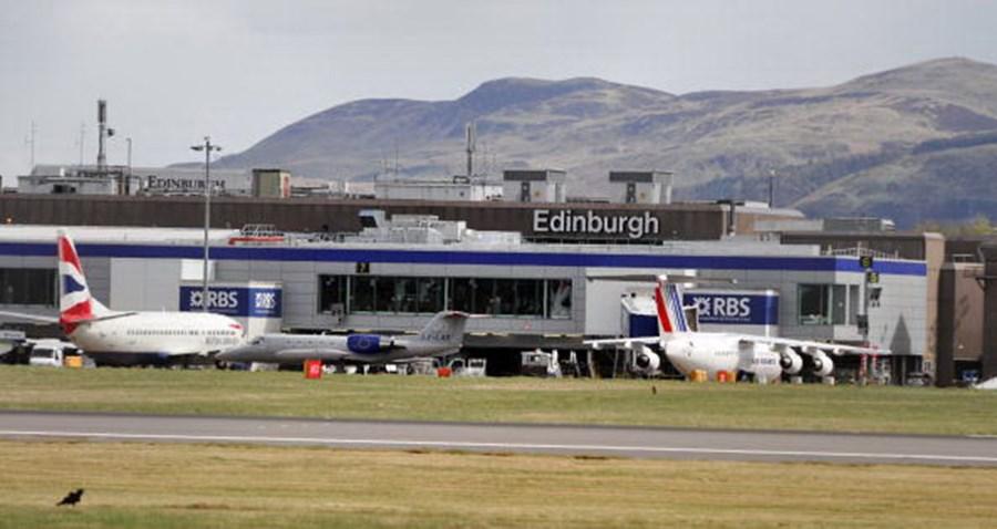 Aeroporto de Edimburgo