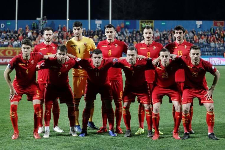 Equipa de Montenegro