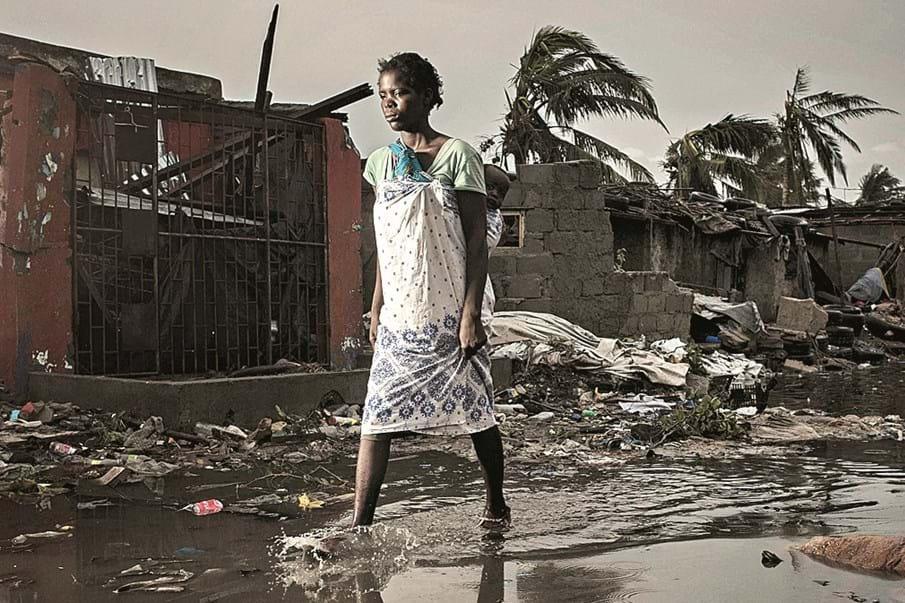 Resultado de imagem para Proteção Civil envia missão humanitária para Moçambique