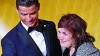 Cristiano Ronaldo faz desabafo a Dolores Aveiro
