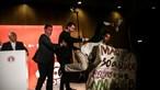 Jovens ambientalistas entrevistaram candidatos do PS antes do incidente com Costa