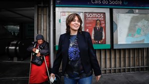 Catarina Martins defende maior oferta de transporte público