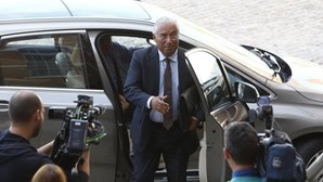 António Costa tem 11 motoristas a receber dois mil euros por mês cada um