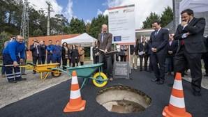 Obra de ampliação e remodelação da ETAR de Campo já arrancou