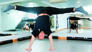 Exercícios diários de flexibilidade promovem o bem-estar