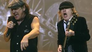 AC-DC apresentam novo single com Brian Johnson de regresso