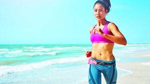 Exercício: Evite horas de maior calor mas não relaxe