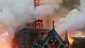 Trabalhadores das obras de restauração de Notre-Dame fumavam ilegalmente antes do incêndio