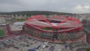 Benfica condena ameaças a árbitro Bruno Paixão