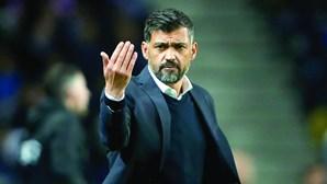 """Sérgio Conceição confiante para a decisão do título: """"Nunca me desculpei com cansaço"""""""