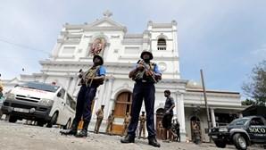 Número de mortos no Sri Lanka sobe para 359. Mais suspeitos detidos