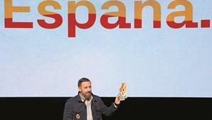Extrema-direita de Espanha quer construir muro na fronteira com Marrocos