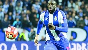 Marega dispensado da seleção do Mali a pedido do FC Porto