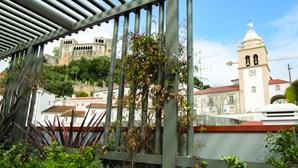 Nove apartamentos modernos com acesso a jardim virados para o castelo de Leiria