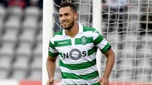 Luiz Phellype: «Quero ficar muitos anos e fazer história no Sporting»