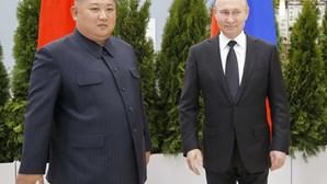 """Líder norte-coreano acusa EUA de """"má fé"""" e diz que paz depende da Casa Branca"""