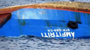 'Portuguesas' vítimas de naufrágio são Marta Mendes e Maria Catarina