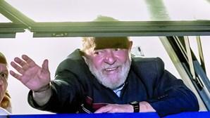 Lula da Silva vai para prisão que abriga assassinos e violadores famosos