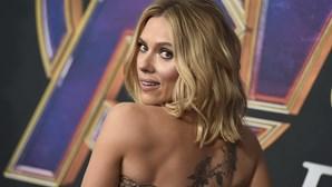 O treino de super-heroína de Scarlett Johansson