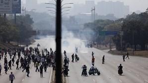 Militares venezuelanos pedem asilo na embaixada brasileira