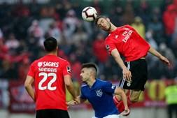 Benfica e Feirense