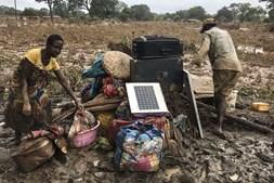 Ciclone Idai no Zimbabué