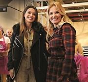 Maria Cerqueira Gomes e Cristina Ferreira