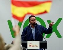 Santiago Abascal, líder do Vox, não participará em debate eleitoral na TV