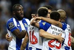 Jogo FC Porto e Santa Clara