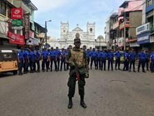 Explosões no Sri Lanka