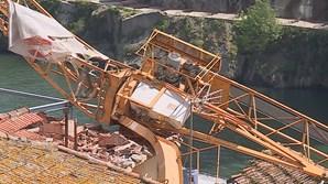 Albano Ribeiro acusa o dono da obra da grua de Porto de 'negligência grosseira'