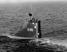 U-boot, submarino onde Hitler terá fugido para a Argentina