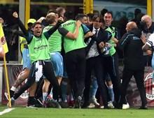 Lazio vence AC Milan em San Siro e garante lugar na final da Taça
