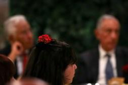 António Costa falou em Lisboa no jantar comemorativo da 'Revolução dos Cravos'